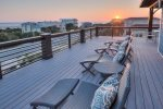 Panoramic Gulf Views from HUGE Party Deck