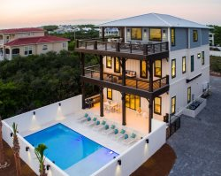 'UBH 30A' The Ultimate 30A Beach House Next to Alys Beach and Rosemary Beach, Pet Friendly,  AMAZING GULF VIEWS