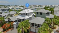 30A Seacrest Beach Vacation House 'Beach Thyme' Close to Lagoon Pool