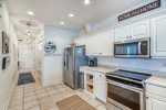 Kitchen - Equipped with a Wine Cooler