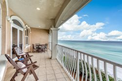 Castle in the Sand - Monterey Condo, Gulf Front, Pool, 3 Bedroom 3 Bath, Sleeps 8!
