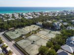Enjoy a Little Friendly Competition at the Rosemary Beach Racquet Club
