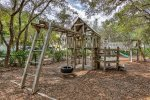 Let the Kids Burn Energy at the Children`s Playground - Rosemary Beach