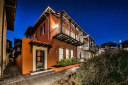30A Escapes GULF VIEWS Carriage House Downtown Rosemary Beach + 4 Community Pools