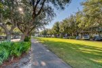 Green space in Rosemary Beach