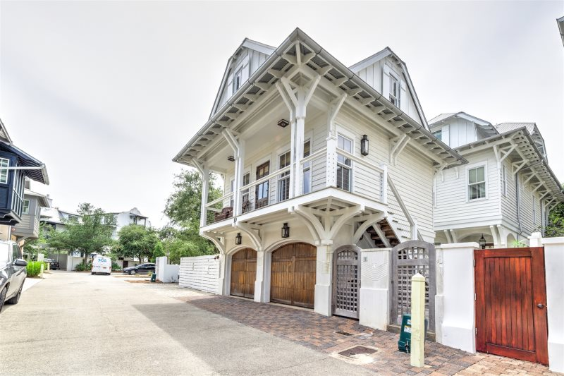 At Last' Beautiful Rosemary Beach Carriage House