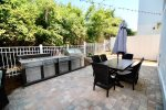 Private Outdoor Grilling Station - Gas Grill & Rinsing Sink