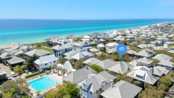 'SandPiper' Fully Renovated South Side of 30A Luxury Home with GULF VIEWS