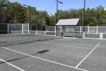 WaterColor Tennis Courts for you to play a few competitive matches with your family.