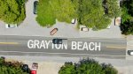 Aerial View - Grayton Beach