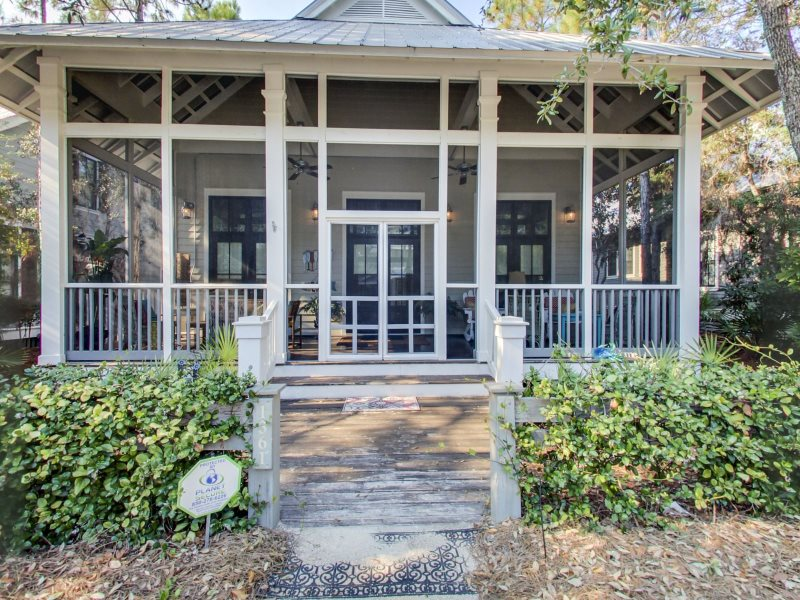 30A WaterColor Vacation Rental, Sleeps 10, Bikes Included
