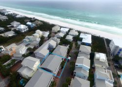 'Mare Blu' Seagrove Beach Views From Home, Steps to Pool, Free Bikes!