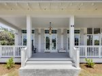 Over sized porch- Enjoy the Florida breeze