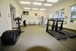 Fitness Center at Dunes of Seagrove