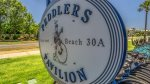 Peddlers Pavilion has a variety of shopping and dining options