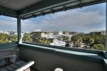 3rd Floor Master Balcony - Offering Gulf Views