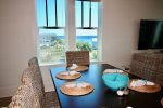 Enjoy the Gulf Views while you dine