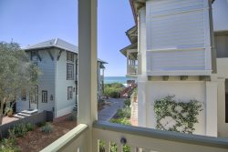 34 S Briland Luxury Rosemary Beach Carriage House + Gulf Views + 1 Off the Gulf + FREE BIKES