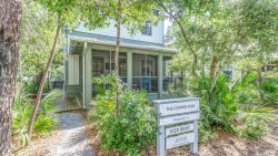 The Copper Fish - Seacrest Beach Cottage Vacation Rental Near Pool and Beach