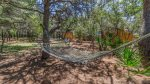 Spacious Backyard - Equipped with a Hammock