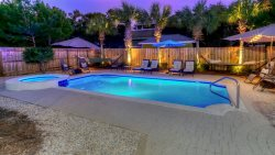 30A Seagrove Beach Vacation Rental with PRIVATE POOL + 4 FREE BIKES! Sleeps 16!