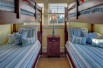 Bunk room for the kids
