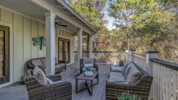 Spacious 30A Seacrest Beach Vacation Home + Carriage House Across street from Lagoon Pool  + FREE BIKES