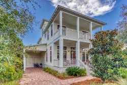 'Gulf Bliss' The Preserve at Grayton Beach, Gorgeous 5 Bedroom 4.5 Bath, 2 Pools, Tennis Courts, Private Beach Access!