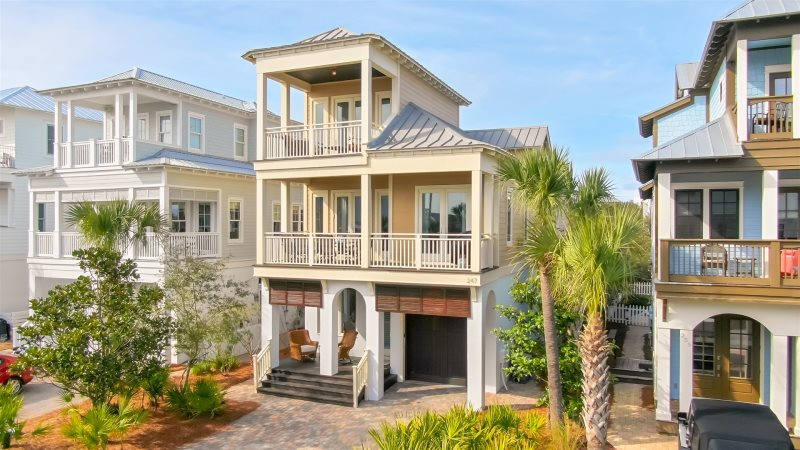 30a Inlet Beach Vacation Rental
