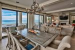 Let these Gulf views at End Zone be the backdrop to your next family vacation