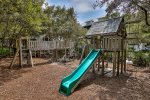 Rosemary Beach has playgrounds, greens and parks throughout the community