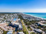 Aerial View - Enjoy an Effortless Commute to Rosemary Beach