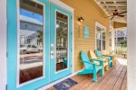 Front Porch - Furnished with Ample Seating