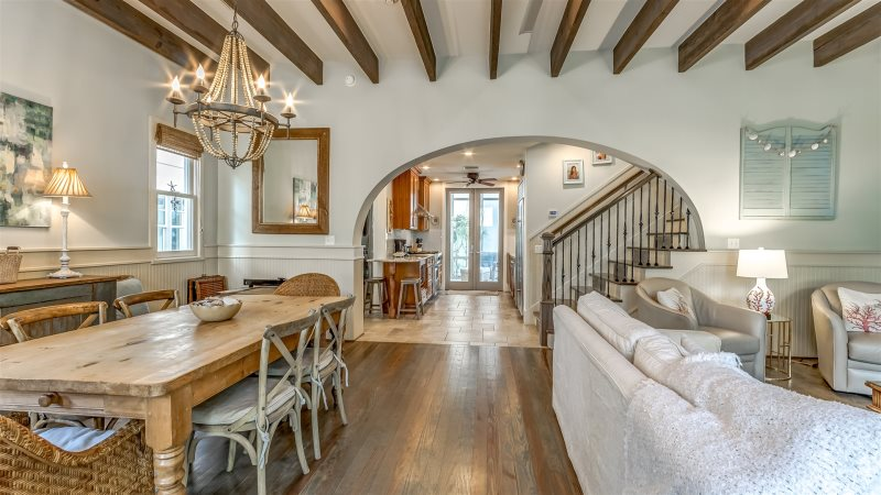 Rosemary Beach Gulf View Beauty Sleeps Up To 12 And Is Only