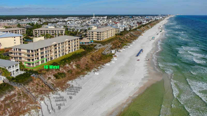 South Side Seacrest Beach Gulf Front Vacation Al Seadawg 30a In High Point Resort