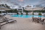 Cabana Pool - one of the 4 community pools in Rosemary Beach
