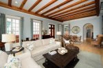 Rosemary Beach - Open and Inviting Living and Dining Areas