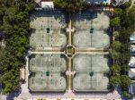 Play a game of tennis at the Tennis Courts & Pro Shop