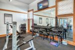 The Fitness Center - An Additional Fee