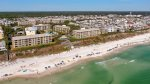 Beach Front Aerial View March 2019