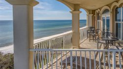 301 A Monterey - Gulf Front Condo with Gulf Front Pool + Bikes!