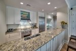 Watersound 204 Compass Point - Granite Countertops in the Kitchen & Bar