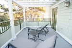 Seacrest Beach - 2nd floor - Private balcony, access from master bed or bath