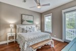 Seagrove Beach - 1 of 6 luxury Master Suites all with King Sterns and Foster Bed