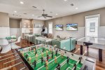 Seagrove Beach - Living Room with seating for all to enjoy a movie / big game