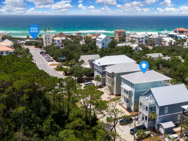 huge seagrove vacation rental house the recovery room had 6 king rh 30aescapes com