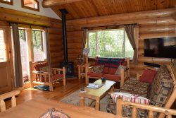 Happy Cabin:  Two Bedroom
