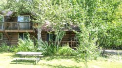 Timber Wolf:  Small Studio at Wolfridge Resort