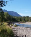 Access to the Methow River