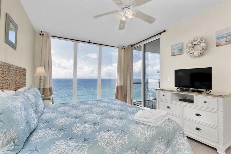Caribbean Resort Condo Bedroom Navarre FL